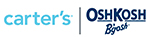 Carter's OshKosh B'gosh Canada Promo Codes and Coupons, Earn 3.0% Cash Back from Ebates.ca