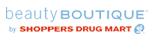 BeautyBOUTIQUE by Shoppers Drug Mart logo