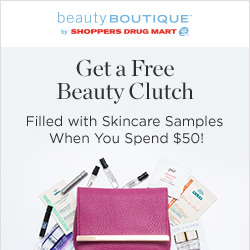Earn 10.0% Cash Back from Ebates.ca with BeautyBOUTIQUE by Shoppers Drug Mart Coupons, Promo Codes