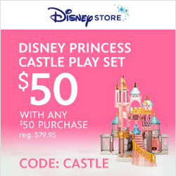 Earn 6.0% Cash Back from Ebates.ca with Disney Store Coupons, Promo Codes