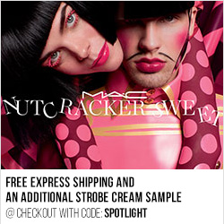 Earn 3.0% Cash Back from Ebates.ca with MAC Cosmetics Canada Coupons, Promo Codes