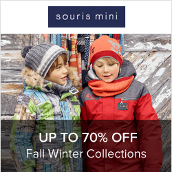 Earn 3.5% Cash Back from Ebates.ca with Souris Mini Coupons, Promo Codes