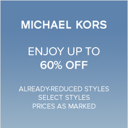 Earn 4.0% Cash Back from Ebates.ca with Michael Kors Coupons, Promo Codes