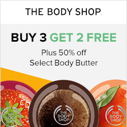 Earn 8.0% Cash Back from Ebates.ca with The Body Shop Canada Coupons, Promo Codes