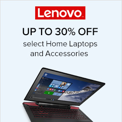 Earn 1.5% Cash Back from Ebates.ca with Lenovo Canada Coupons, Promo Codes