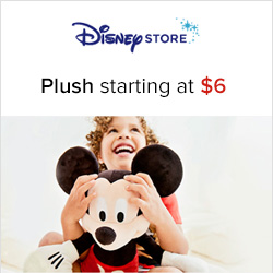 Earn 3.0% Cash Back from Ebates.ca with Disney Store Coupons, Promo Codes