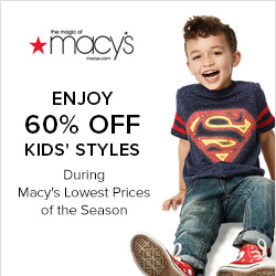 Earn 3.0% Cash Back from Ebates.ca with Macy's Canada Coupons, Promo Codes