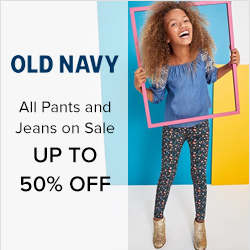 Earn 2.0% Cash Back from Ebates.ca with Old Navy Coupons, Promo Codes