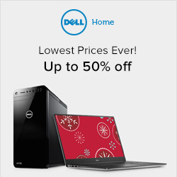 Earn 8.0% Cash Back from Ebates.ca with Dell Canada Coupons, Promo Codes