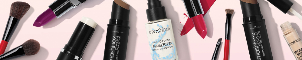 Earn 4.0% Cash Back from Ebates.ca with Smashbox Coupons, Promo Codes