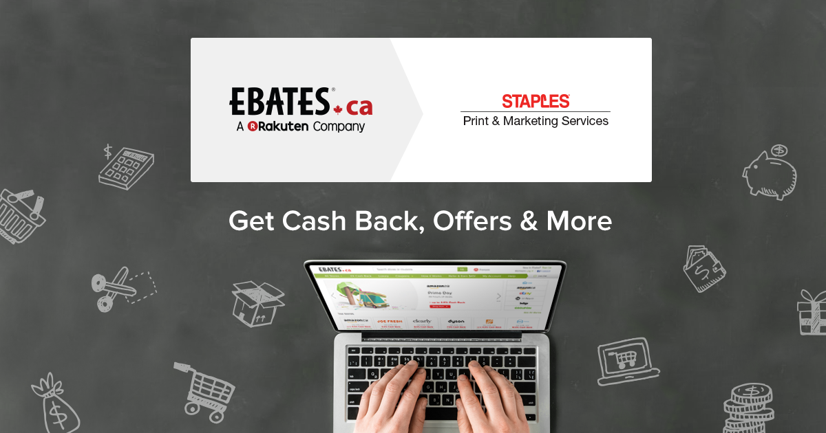 Staples Copy and Print Coupons, Promo Codes and 5% Cash Back | Ebates.ca