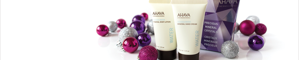 Earn 2.5% Cash Back from Ebates.ca with AHAVA Coupons, Promo Codes