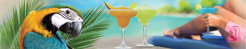 Earn 5.0% Cash Back from Ebates.ca with Margaritaville Coupons, Promo Codes