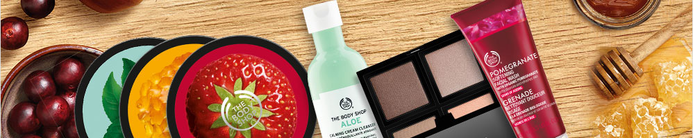 Earn 8.0% Cash Back from Ebates.ca with The Body Shop Coupons, Promo Codes