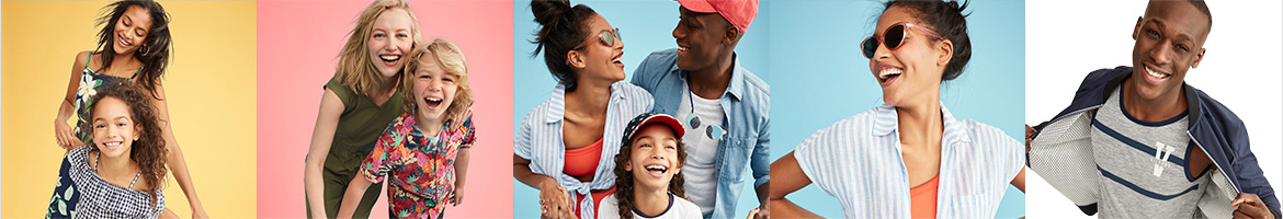 Earn 4.0% Cash Back from Ebates.ca with Old Navy Coupons, Promo Codes