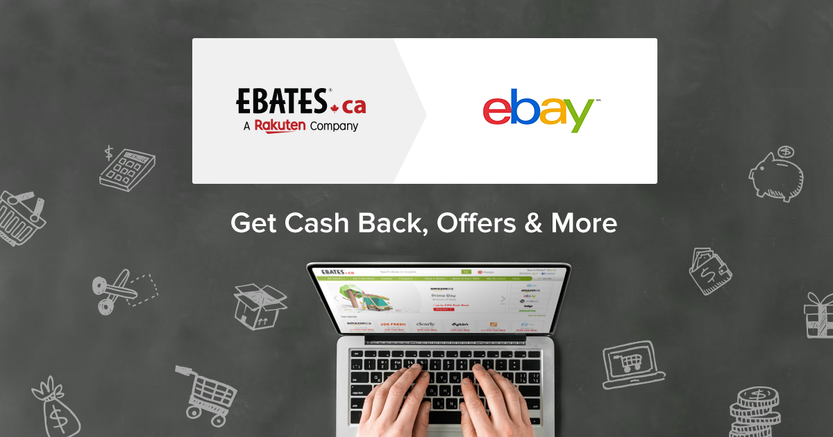 Ebay Ca Coupons Promo Codes And 1 Cash Back Ebates Ca