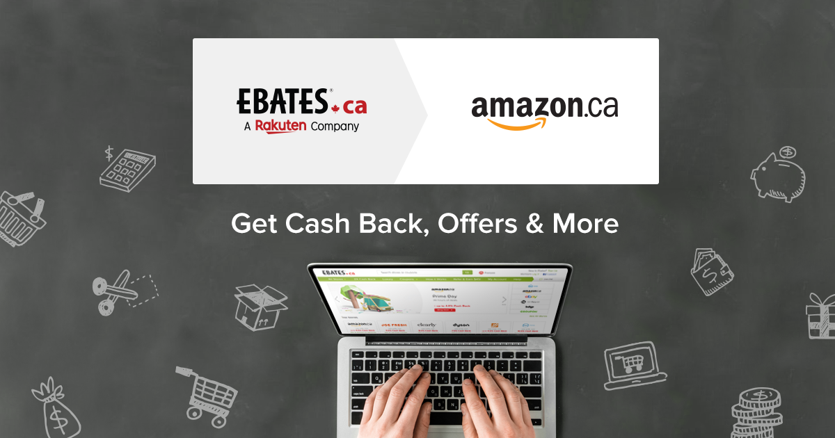 Amazon ca Coupons, Promo Codes and 1% Cash Back | Ebates ca