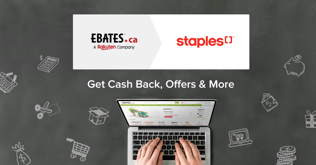 Staples Coupons Promo Codes And 3 Cash Back Ebates Ca