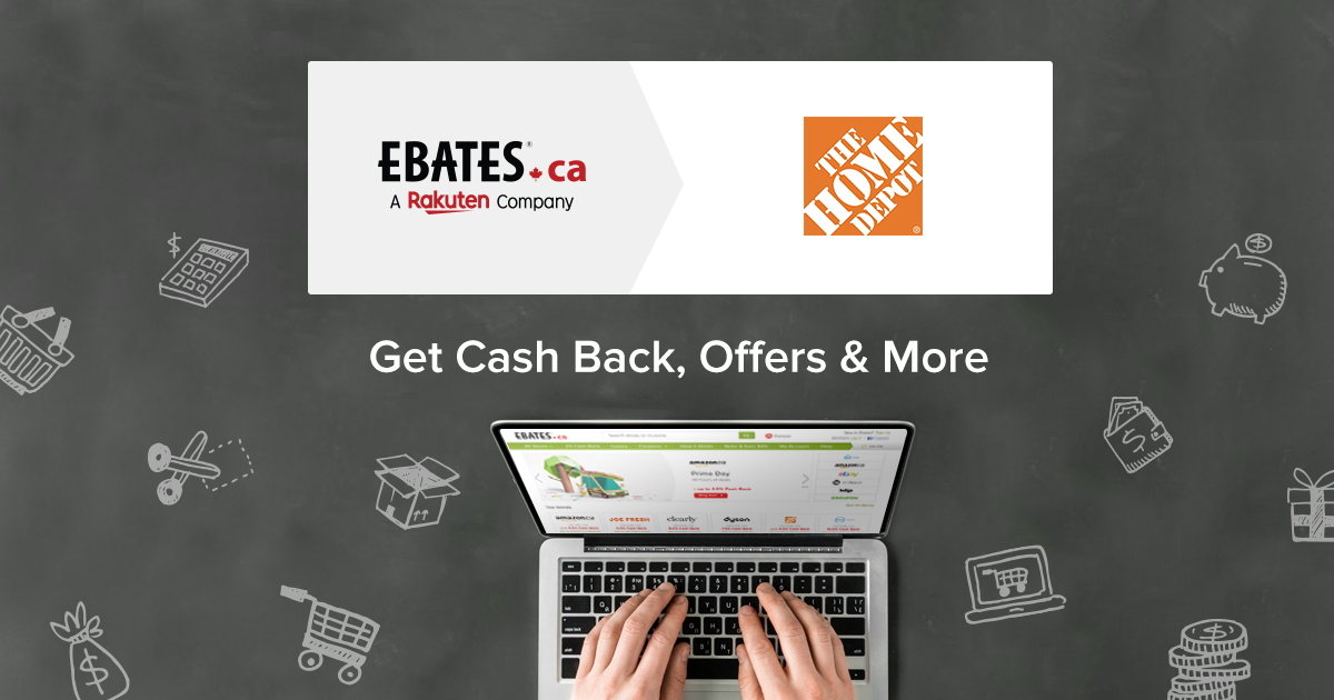 Home Depot Coupons Promo Codes And 2 Cash Back Ebates Ca
