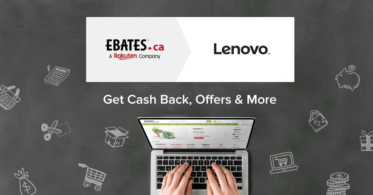 Lenovo Canada Coupons, Promo Codes and 2% Cash Back | Ebates ca