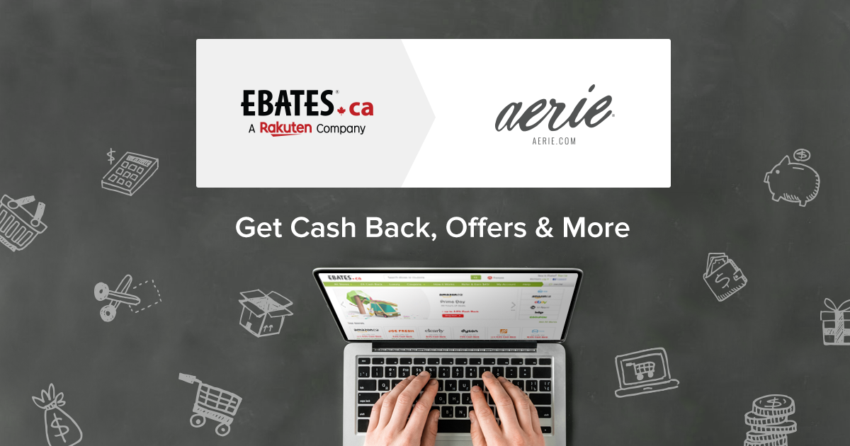 885a028d0 Aerie Coupons, Promo Codes and 2.5% Cash Back | Ebates.ca